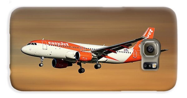 Jet Galaxy S6 Case - Easyjet Airbus A320-214 by Smart Aviation
