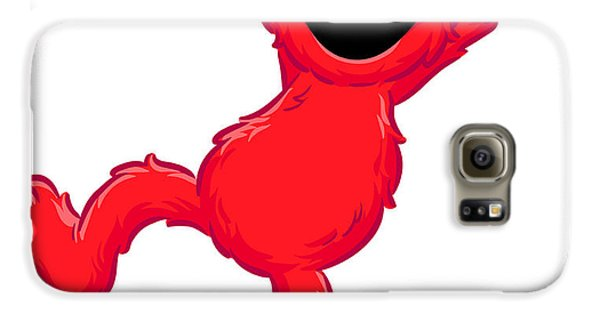 Elmo Galaxy S6 Case