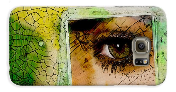 Eye, Me, Mine Galaxy S6 Case