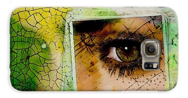 Eye, Me, Mine Galaxy S6 Case