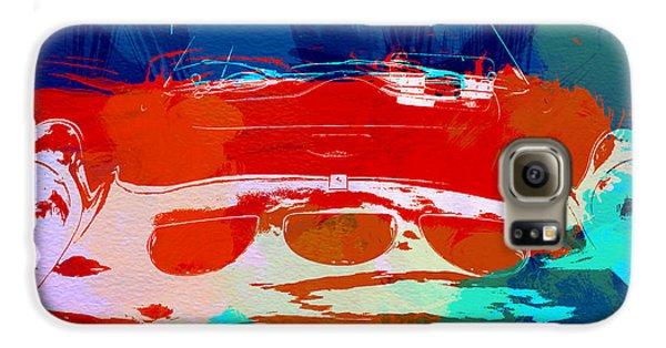 Automobile Galaxy S6 Case - Ferrari Gto by Naxart Studio
