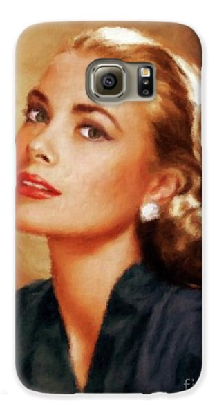 Grace Kelly, Actress And Princess Galaxy S6 Case