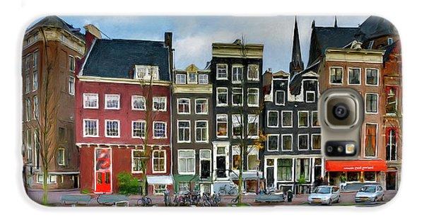 Herengracht 411. Amsterdam Galaxy S6 Case
