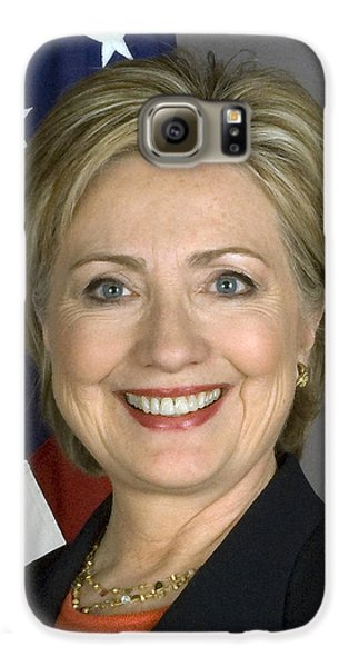 Hillary Clinton Galaxy S6 Case by War Is Hell Store
