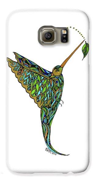 Hummingbird Galaxy S6 Case