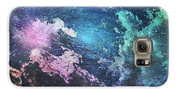 Into The Great Wide Open Galaxy S6 Case by Kimberly  W