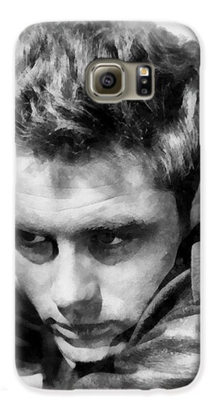 James Dean By John Springfield Galaxy S6 Case by John Springfield