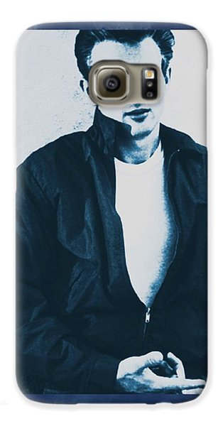 James Dean Galaxy S6 Case by John Springfield