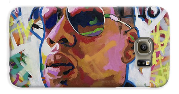 Jay Z Galaxy S6 Case - Jay Z by Richard Day