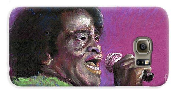 Jazz. James Brown. Galaxy S6 Case