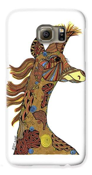 Josi Giraffe Galaxy S6 Case