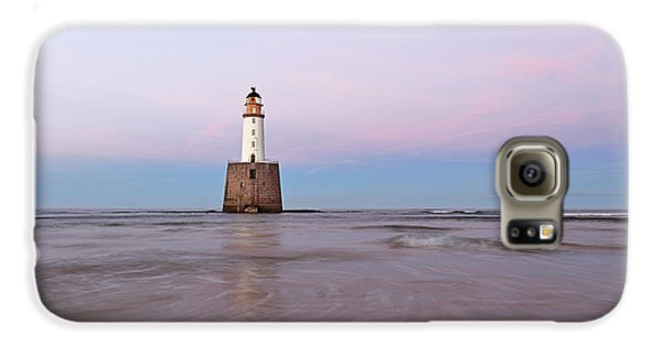 Lighthouse Sunset Galaxy S6 Case by Grant Glendinning