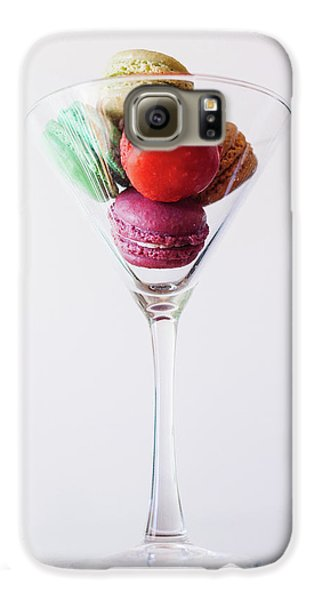 Macarons Galaxy S6 Case by Happy Home Artistry