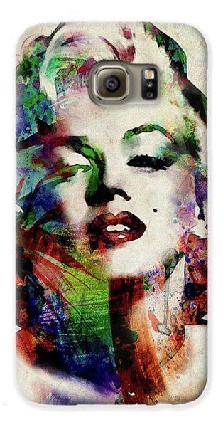 Marilyn Galaxy S6 Case by Michael Tompsett