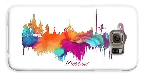 Moscow  Galaxy S6 Case by Justyna JBJart