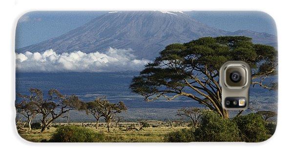 Mount Kilimanjaro Galaxy S6 Case