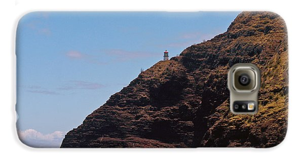 Galaxy S6 Case featuring the photograph Oahu - Cliffs Of Hope by Anthony Baatz