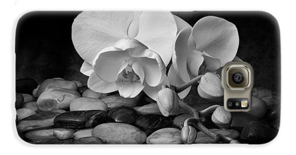 Orchid Galaxy S6 Case - Orchid - Sensuous Virtue by Tom Mc Nemar