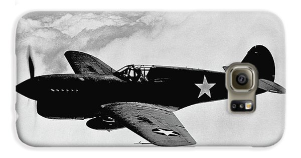 Tiger Galaxy S6 Case - P-40 Warhawk by War Is Hell Store