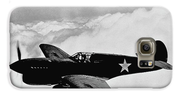 Airplanes Galaxy S6 Case - P-40 Warhawk by War Is Hell Store