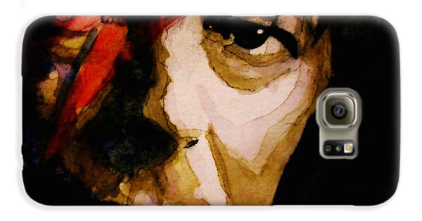 Musicians Galaxy S6 Case - Past And Present  by Paul Lovering