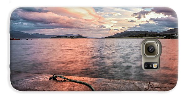 Port Appin Sunrise Galaxy S6 Case