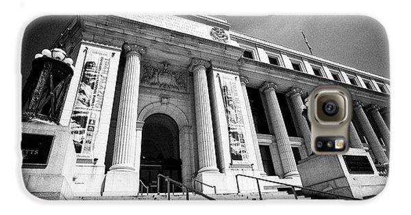 Postal Square Building Washington Dc Usa Galaxy S6 Case