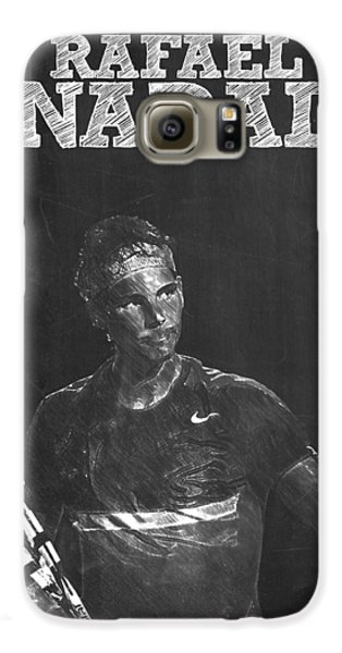 Rafael Nadal Galaxy S6 Case