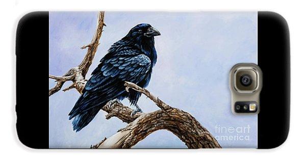 Raven Galaxy S6 Case