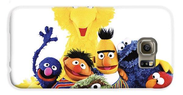 Sesame Street Galaxy S6 Case