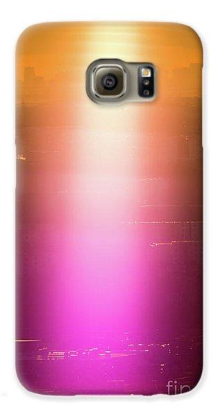 Spiritual Light Galaxy S6 Case by Tatsuya Atarashi