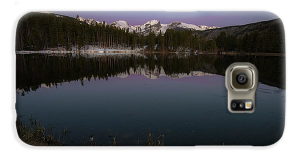 Sprague Lake Galaxy S6 Case
