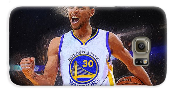 Stephen Curry Galaxy S6 Case