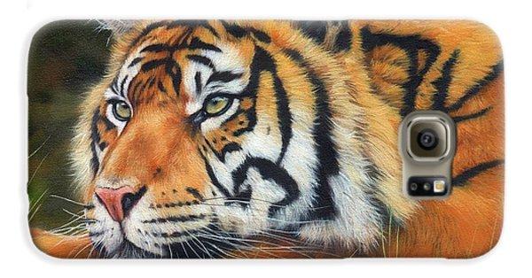 Sumatran Tiger  Galaxy S6 Case