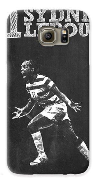 Sydney Leroux Galaxy S6 Case by Semih Yurdabak