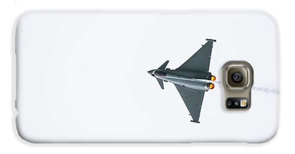 The Eurofighter Typhoon Galaxy S6 Case