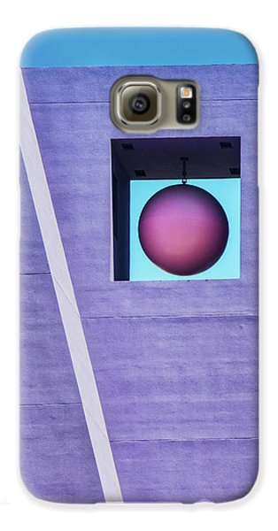 The Purple Tower At Pershing Square Galaxy S6 Case