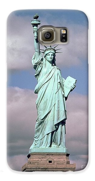 The Statue Of Liberty Galaxy S6 Case