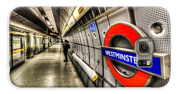 Underground London Galaxy S6 Case by David Pyatt