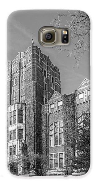 University Of Michigan Union Galaxy S6 Case by University Icons