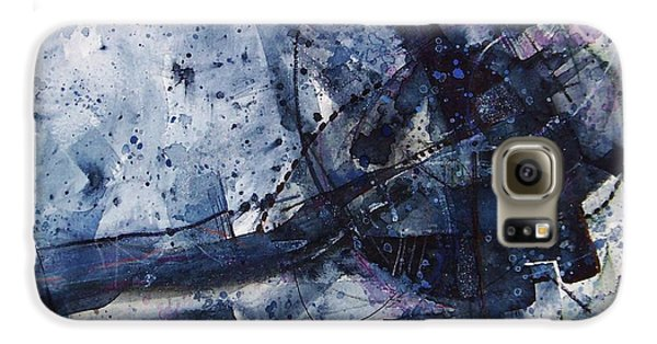 Untitled Abstraction Galaxy S6 Case