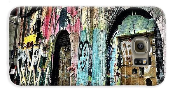 Williamsburg Graffiti Galaxy S6 Case