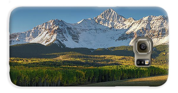 Galaxy S6 Case featuring the photograph Wilson Peak Panorama by Aaron Spong