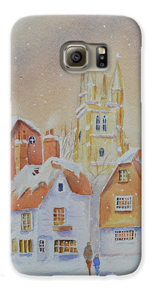 Winter In Tenterden Galaxy S6 Case