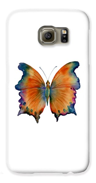 Wizard Galaxy S6 Case - 1 Wizard Butterfly by Amy Kirkpatrick