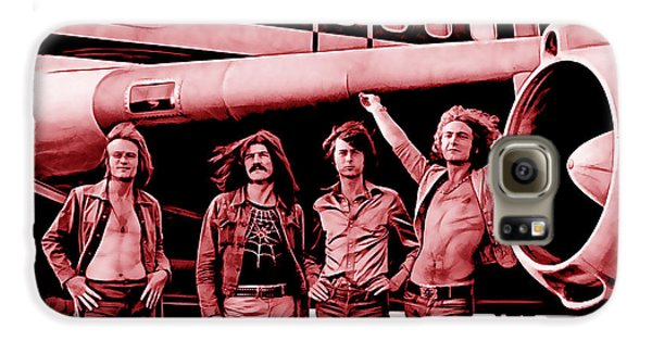 Led Zeppelin Collection Galaxy S6 Case