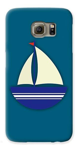 Nautical Collection Galaxy S6 Case