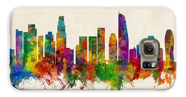 Los Angeles California Skyline Galaxy S6 Case