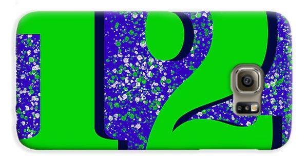 12th Man Galaxy S6 Case