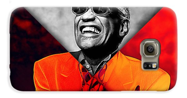 Ray Charles Collection Galaxy S6 Case